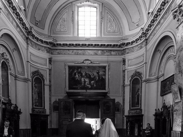 Il matrimonio di Davide e Paola a Monte Marenzo, Lecco 27