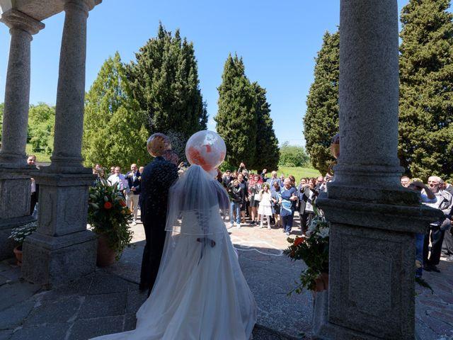 Il matrimonio di Davide e Paola a Monte Marenzo, Lecco 29