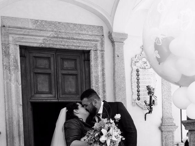 Il matrimonio di Davide e Paola a Monte Marenzo, Lecco 30