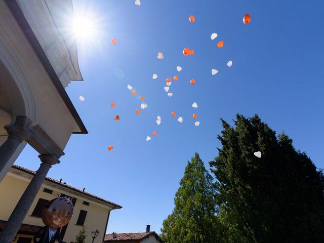 Il matrimonio di Davide e Paola a Monte Marenzo, Lecco 32