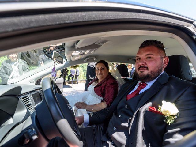 Il matrimonio di Davide e Paola a Monte Marenzo, Lecco 34