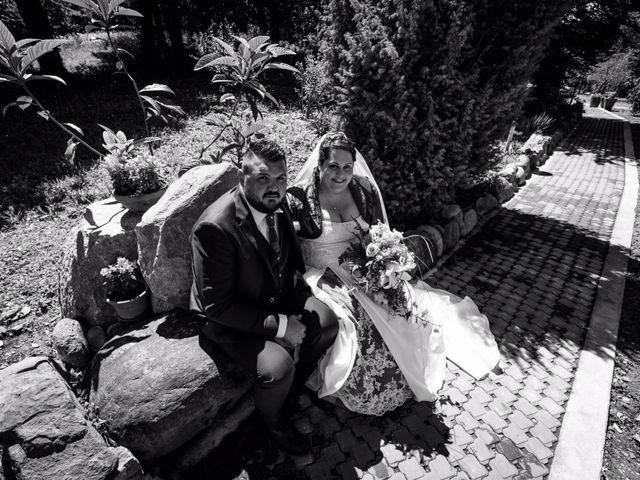 Il matrimonio di Davide e Paola a Monte Marenzo, Lecco 36