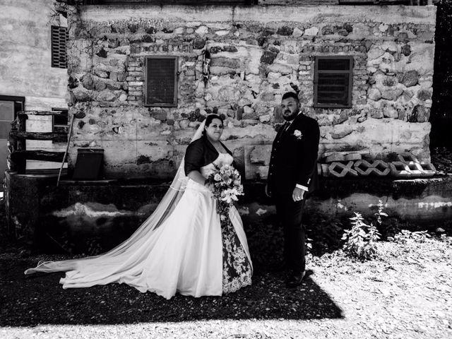 Il matrimonio di Davide e Paola a Monte Marenzo, Lecco 37