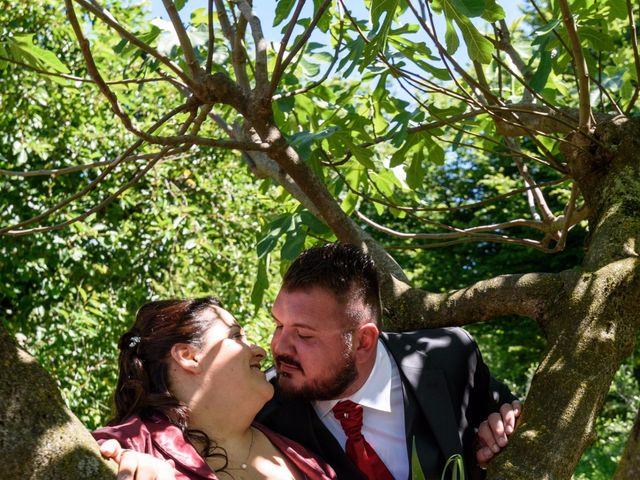 Il matrimonio di Davide e Paola a Monte Marenzo, Lecco 42