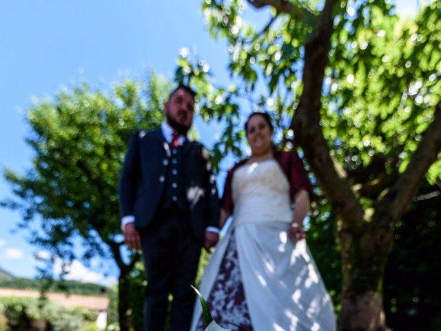 Il matrimonio di Davide e Paola a Monte Marenzo, Lecco 43