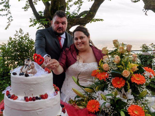 Il matrimonio di Davide e Paola a Monte Marenzo, Lecco 53