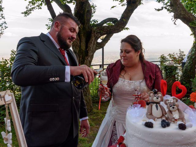 Il matrimonio di Davide e Paola a Monte Marenzo, Lecco 54
