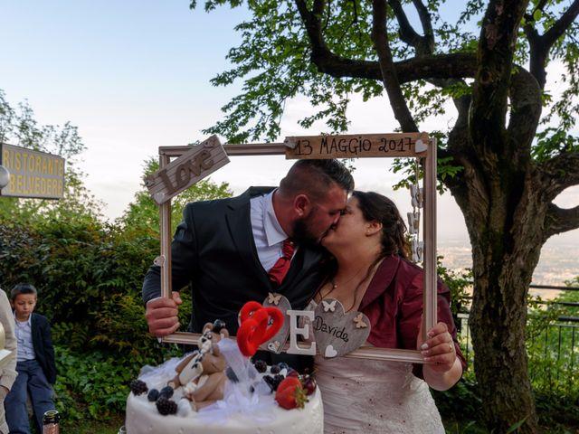 Il matrimonio di Davide e Paola a Monte Marenzo, Lecco 56