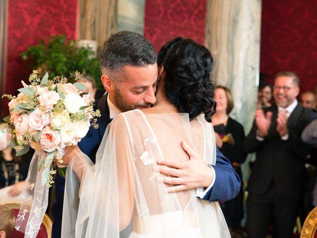 Il matrimonio di Jacopo e Francesca a Roma, Roma 8