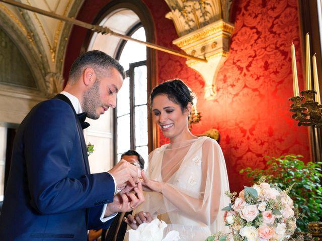 Il matrimonio di Jacopo e Francesca a Roma, Roma 9