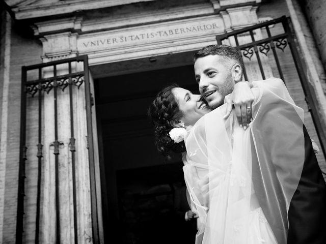 Il matrimonio di Jacopo e Francesca a Roma, Roma 10