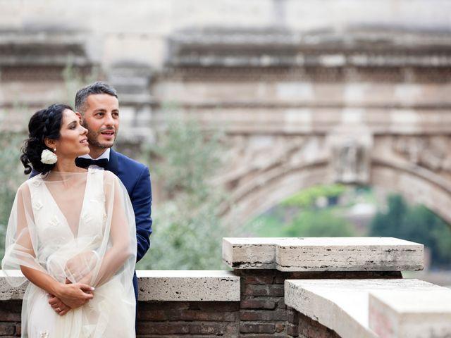 Il matrimonio di Jacopo e Francesca a Roma, Roma 11