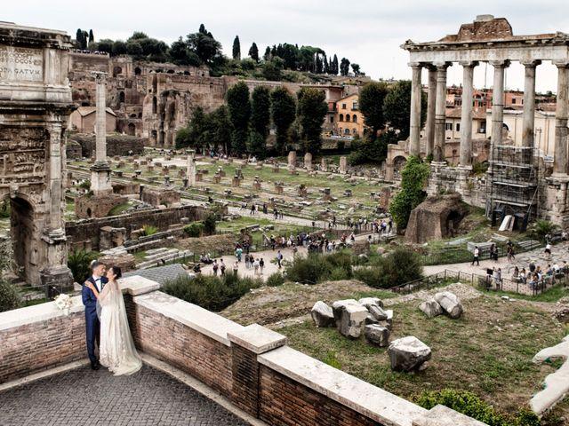 Il matrimonio di Jacopo e Francesca a Roma, Roma 3