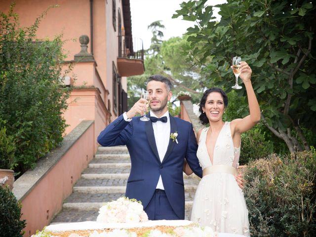 Il matrimonio di Jacopo e Francesca a Roma, Roma 16