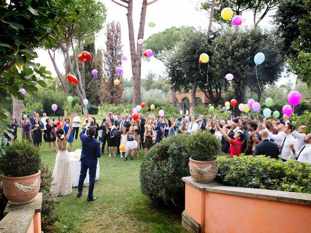 Il matrimonio di Jacopo e Francesca a Roma, Roma 17