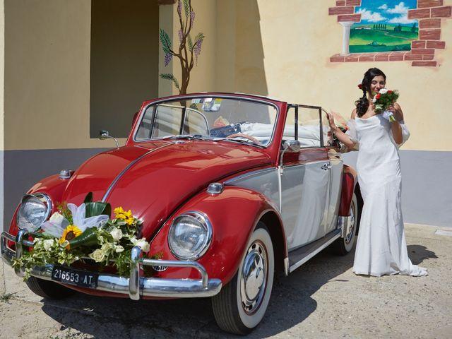 Il matrimonio di Michele e Valeria a Fubine, Alessandria 12