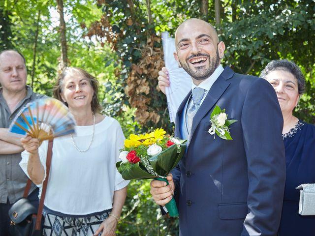 Il matrimonio di Michele e Valeria a Fubine, Alessandria 20