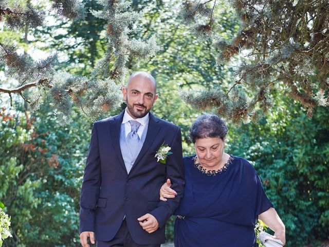 Il matrimonio di Michele e Valeria a Fubine, Alessandria 24