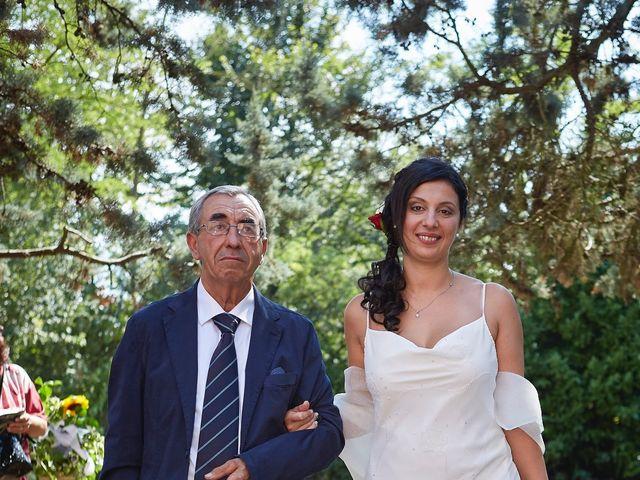 Il matrimonio di Michele e Valeria a Fubine, Alessandria 25