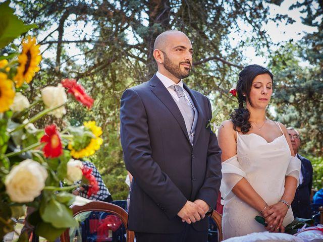 Il matrimonio di Michele e Valeria a Fubine, Alessandria 27