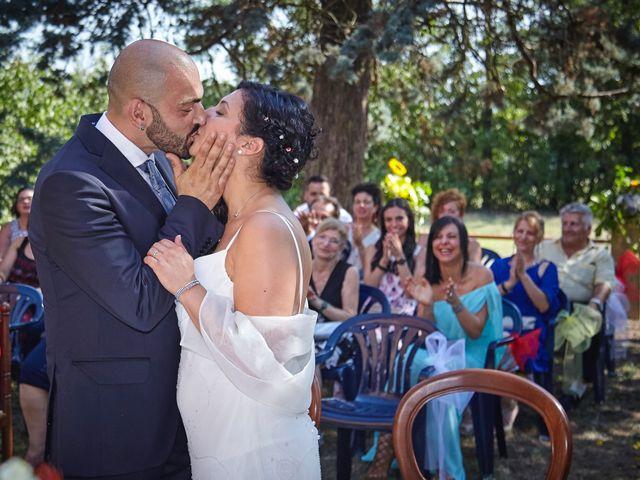 Il matrimonio di Michele e Valeria a Fubine, Alessandria 31