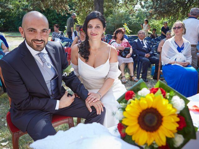 Il matrimonio di Michele e Valeria a Fubine, Alessandria 32