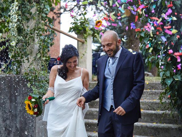 Il matrimonio di Michele e Valeria a Fubine, Alessandria 34