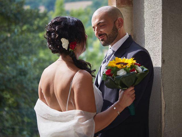 Il matrimonio di Michele e Valeria a Fubine, Alessandria 36