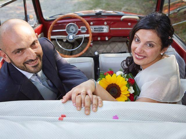 Il matrimonio di Michele e Valeria a Fubine, Alessandria 39