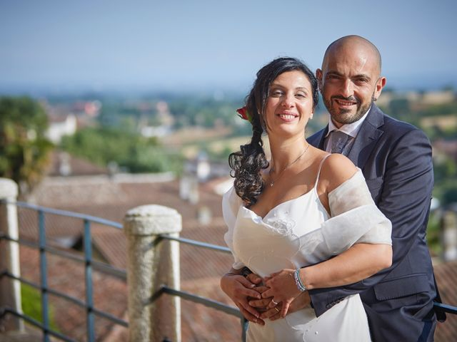 Il matrimonio di Michele e Valeria a Fubine, Alessandria 45