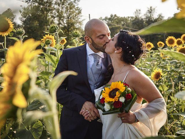 Le nozze di Valeria e Michele