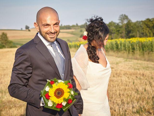 Il matrimonio di Michele e Valeria a Fubine, Alessandria 53