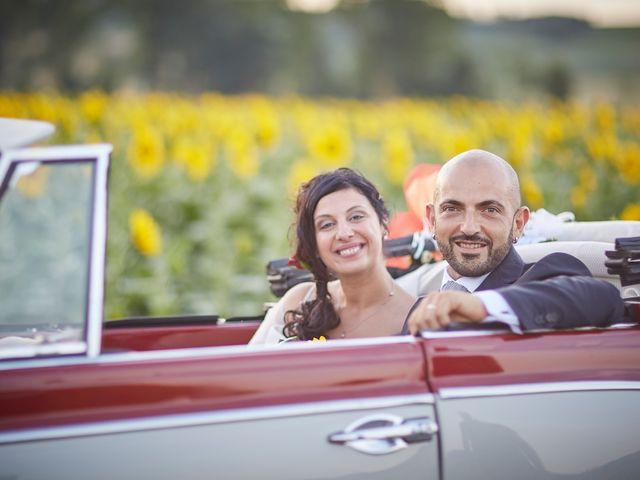 Il matrimonio di Michele e Valeria a Fubine, Alessandria 56
