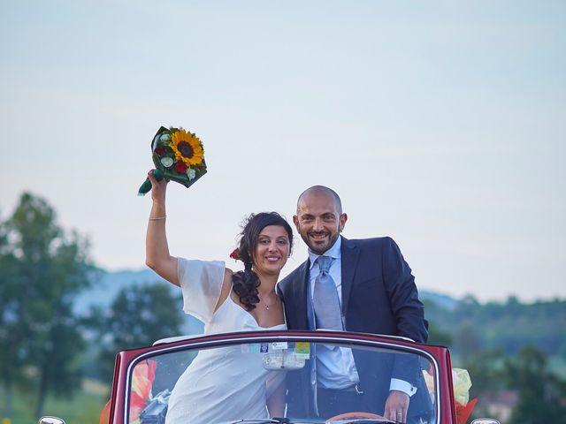 Il matrimonio di Michele e Valeria a Fubine, Alessandria 57