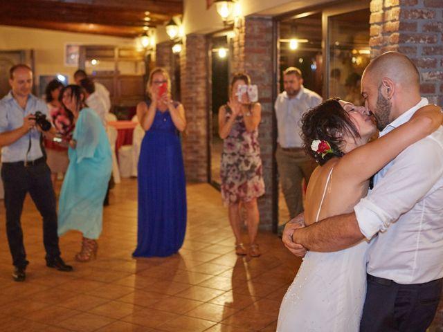 Il matrimonio di Michele e Valeria a Fubine, Alessandria 65