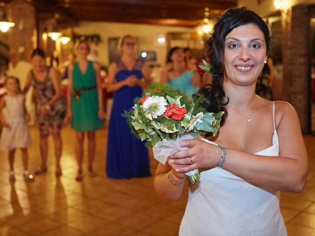 Il matrimonio di Michele e Valeria a Fubine, Alessandria 72