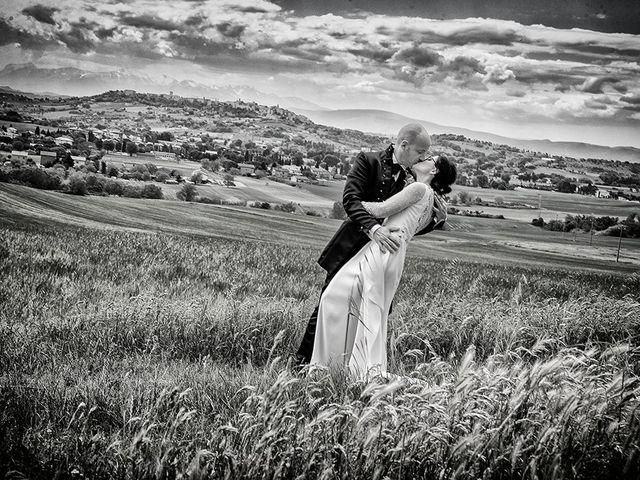 Il matrimonio di Riccardo e Debora a Jesi, Ancona 1