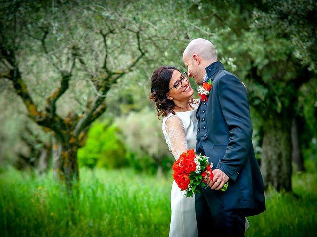 Il matrimonio di Riccardo e Debora a Jesi, Ancona 2