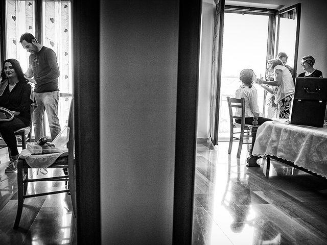 Il matrimonio di Riccardo e Debora a Jesi, Ancona 18