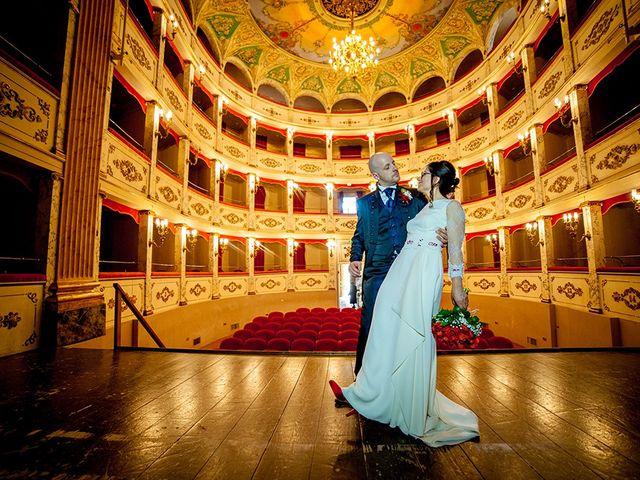 Il matrimonio di Riccardo e Debora a Jesi, Ancona 20