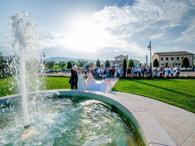 Il matrimonio di Riccardo e Debora a Jesi, Ancona 21