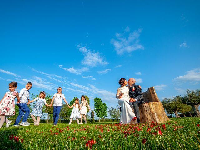 Il matrimonio di Riccardo e Debora a Jesi, Ancona 22