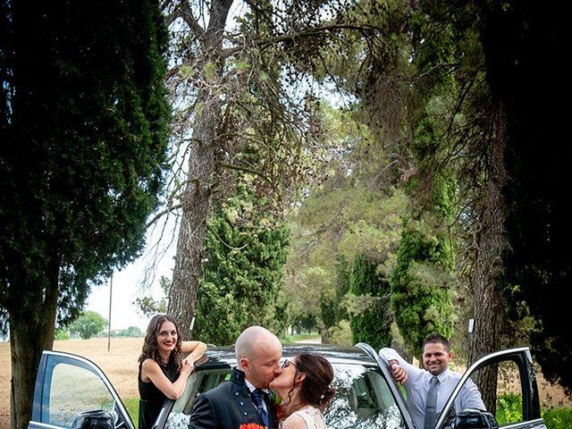 Il matrimonio di Riccardo e Debora a Jesi, Ancona 25
