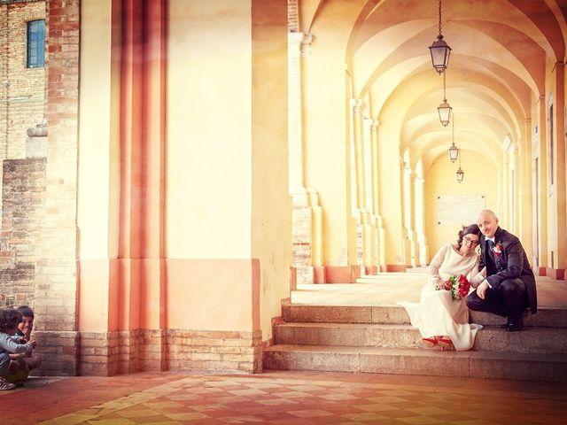 Il matrimonio di Riccardo e Debora a Jesi, Ancona 27