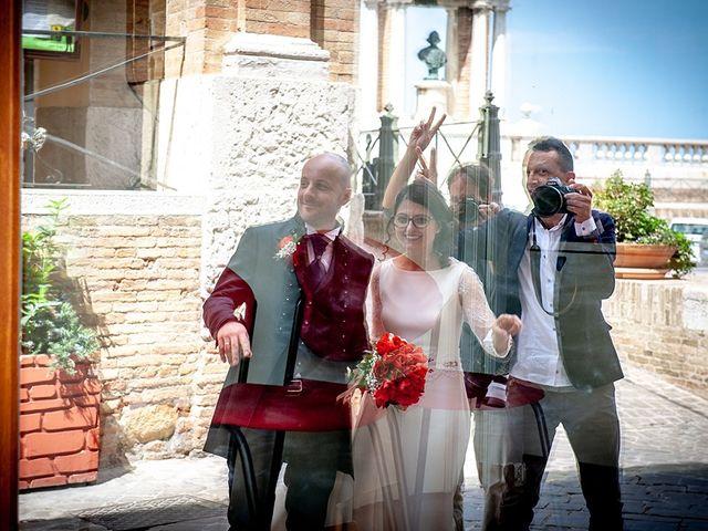 Il matrimonio di Riccardo e Debora a Jesi, Ancona 28