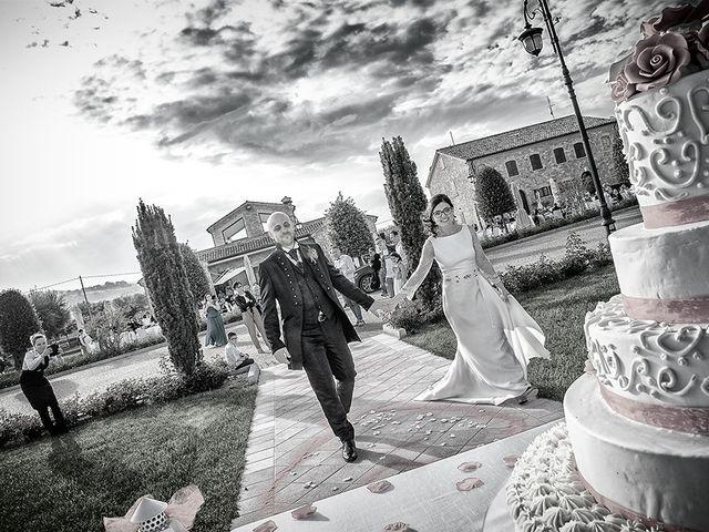 Il matrimonio di Riccardo e Debora a Jesi, Ancona 34