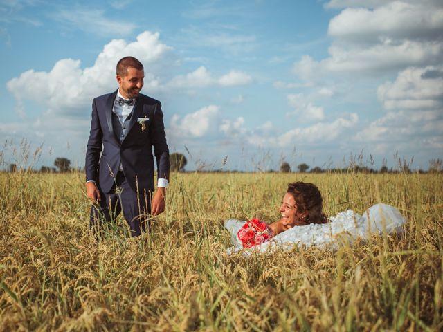 le nozze di Beba e Albe