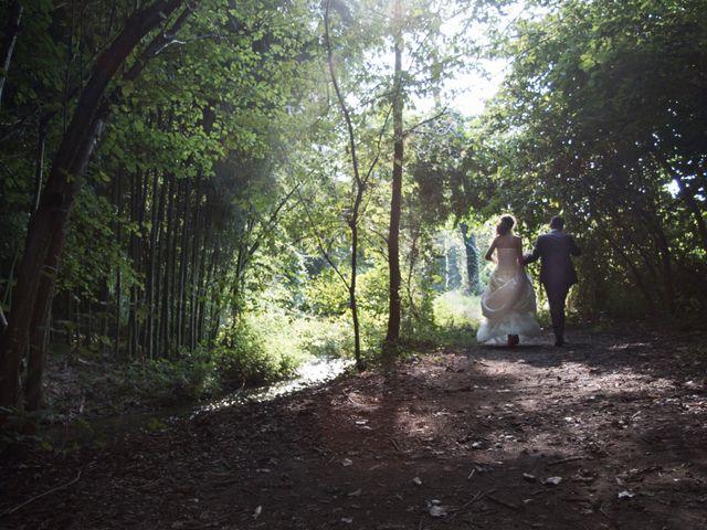 Il matrimonio di Savino e Sara a Vittuone, Milano 15