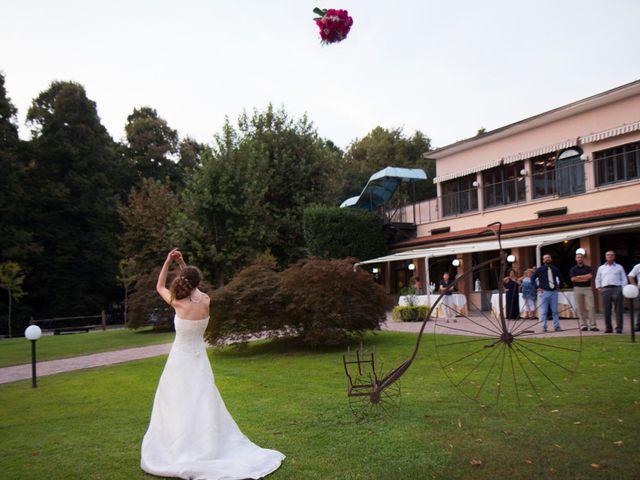 Il matrimonio di Savino e Sara a Vittuone, Milano 22