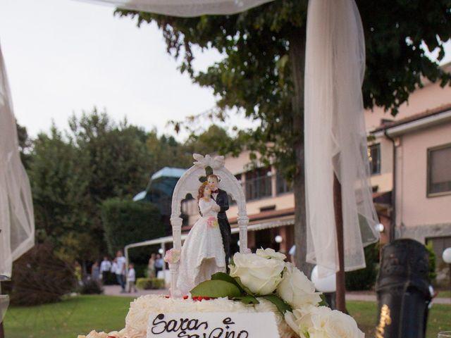 Il matrimonio di Savino e Sara a Vittuone, Milano 20